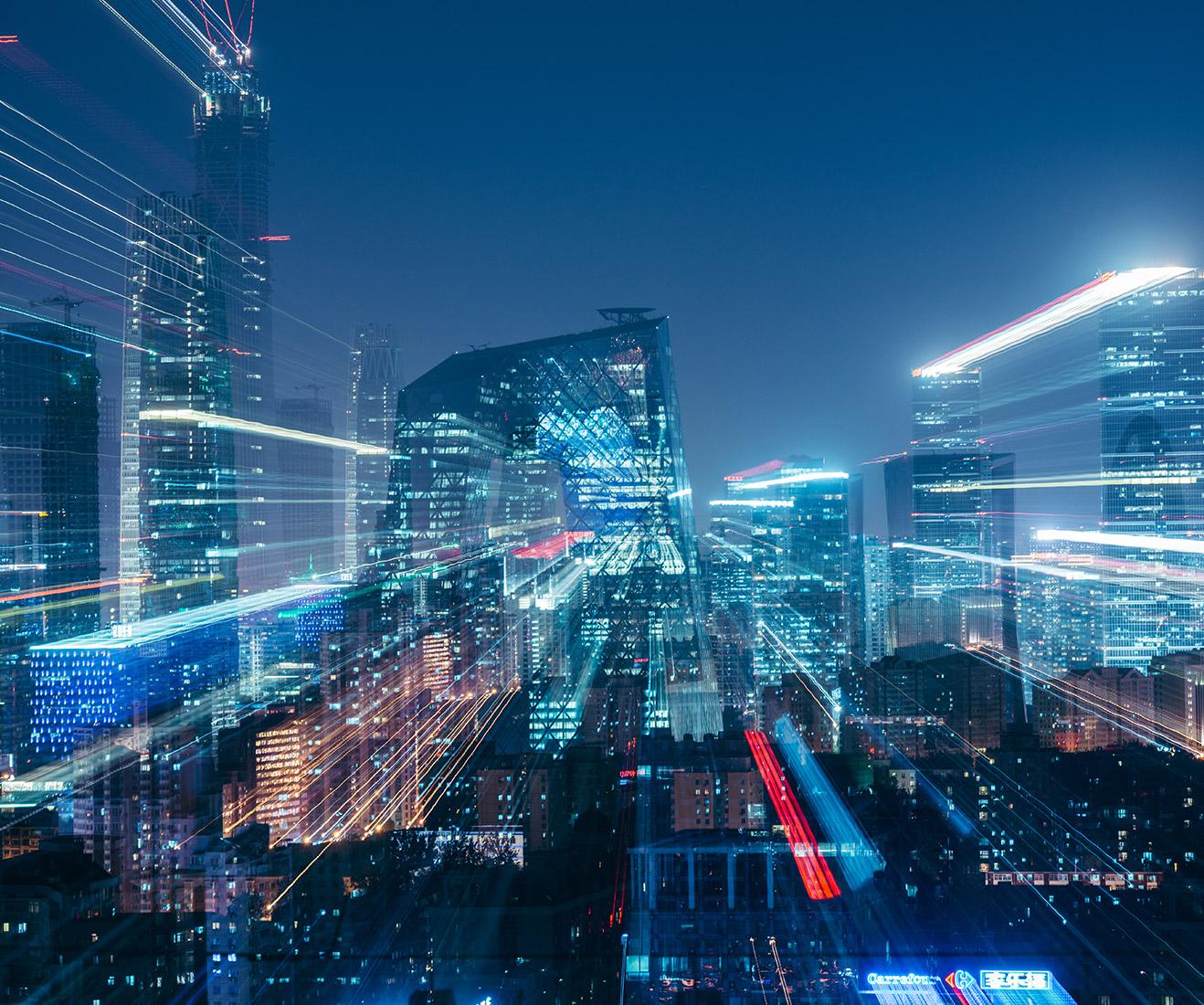 Service pour transformation numérique entreprise immobilier